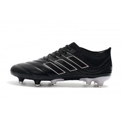 Adidas Copa 19.1 FG Football Boots Black Pink