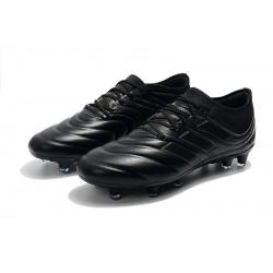 Adidas Copa 19.1 FG Football Boots Black