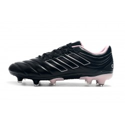 Adidas Copa 19.4 FG Football Boots Black Pink