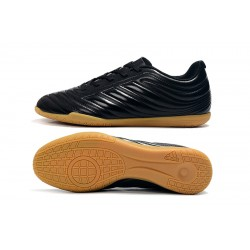 Adidas Copa 19.4 IC Football Boots Leather Black