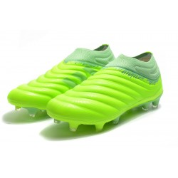 Adidas Copa 20+ FG Football Boots Volt Green