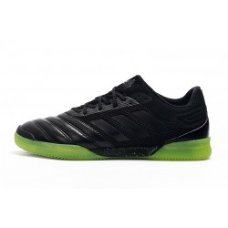 Adidas Copa 20.1 IN Football Boots Black Green
