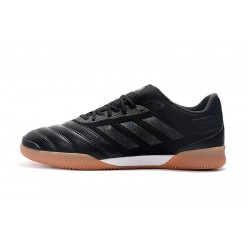 Adidas Copa 20.1 IN Football Boots Knitting Black