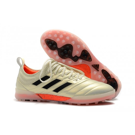Adidas Copa 20.1 TF Football Boots Knitting MD Champagne
