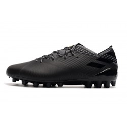 Adidas NEMEZIZ 19.1 AG Football Boots All Black