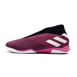 Adidas Nemeziz 19.3 IN Football Boots MD Purple White