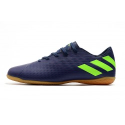 Adidas Nemeziz 19.4 IN Football Boots Blue Geen