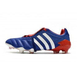 Adidas Predator Mania'Tormentor' FG Football Boots - Blue White Red