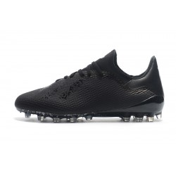 Adidas X 18.1 AG Football Boots All Black