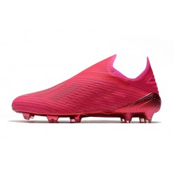 Adidas X 19+ FG Encryption Code Football Boots Pink