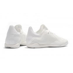 Adidas X Tango 18.3 IC Football Boots All White