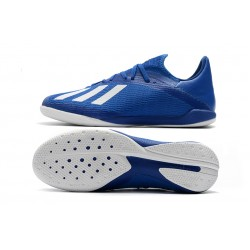 Adidas X Tango 19.3 IC Football Boots Royal Blue White