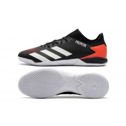 Adidas PREDATOR 20.3 L IC Football Boots Black White Red