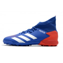 Adidas PREDATOR 20.3 TF Football Boots Blue White Red