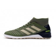 Adidas Predator  19.3 IC Football Boots Army Green
