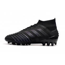 Adidas Predator 19.1 AG Football Boots All Black