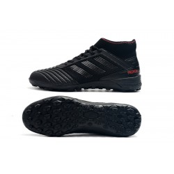 Adidas Predator 19.3 TF Football Boots All Black