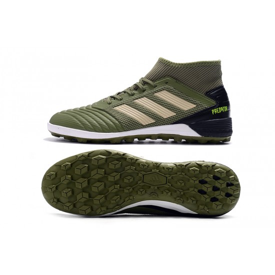 Adidas Predator 19.3 TF Football Boots Army Green