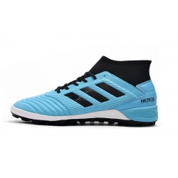 Adidas Predator 19.3 TF Football Boots Blue Black