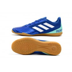 Adidas Predator 19.4 IN Football Boots Blue White