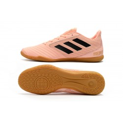 Adidas Predator 19.4 IN Football Boots Pink Black