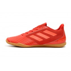 Adidas Predator 19.4 IN Football Boots Red