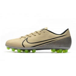 Nike Dream Speed Mercurial Vapor 13 Academy AG Football Boots Golden