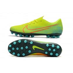 Nike Dream Speed Mercurial Vapor 13 Academy AG Football Boots Green