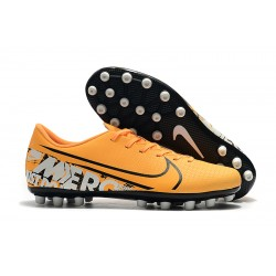 Nike Dream Speed Mercurial Vapor 13 Academy AG Football Boots Orange