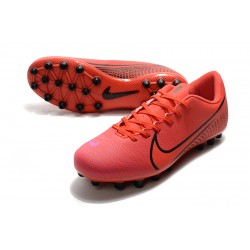 Nike Dream Speed Mercurial Vapor 13 Academy AG Football Boots Red