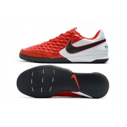 Nike Legend VIII Academy IC Football Boots Red White