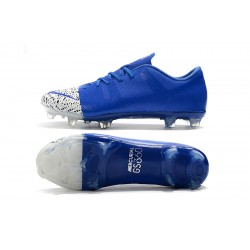 Nike Mercurial Superfly 360 GS FG Football Boots Blue White