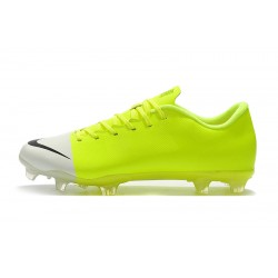 Nike Mercurial Superfly 360 GS FG Football Boots Fluo Green White