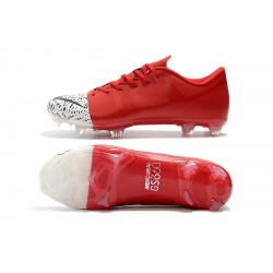 Nike Mercurial Superfly 360 GS FG Football Boots Red White