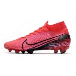 Nike Mercurial Superfly 7 Elite FG Future Lab Pink Black Football Boots