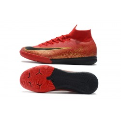 Nike Mercurial SuperflyX VI Elite CR7 IN Football Boots Red
