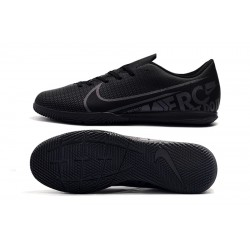 Nike Mercurial Vapor 13 Academy IC Football Boots All Black