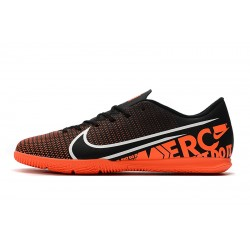 Nike Mercurial Vapor 13 Academy IC Football Boots Black Orange