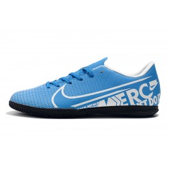 Nike Mercurial Vapor 13 Academy IC Football Boots Blue White