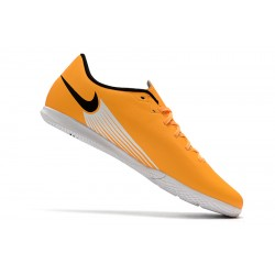 Nike Mercurial Vapor 13 Academy IC Football Boots Orange White