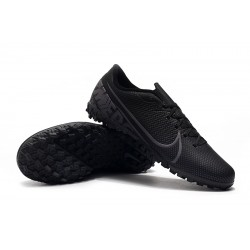 Nike Mercurial Vapor 13 Academy TF Football Boots All Black