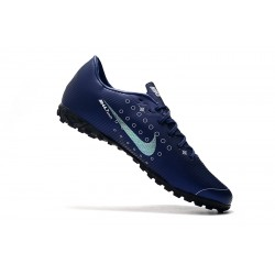 Nike Mercurial Vapor 13 Academy TF Football Boots Dark Blue