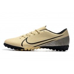 Nike Mercurial Vapor 13 Academy TF Football Boots Golden