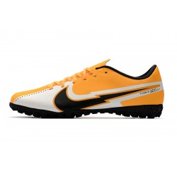Nike Mercurial Vapor 13 Academy TF Football Boots Orange White Black