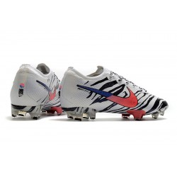 Nike Mercurial Vapor 13 Elite South Korea FG White Black Red Blue Football Boots