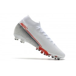 Nike Superfly VII Elite SE AG Football Boots White Red