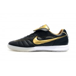 Nike Tiempo Legend 7 R10 Elite IC Football Boots Black Golden