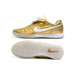 Nike Tiempo Legend 7 R10 Elite IC Football Boots Golden