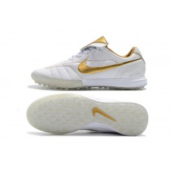 Nike Tiempo Legend 7 R10 Elite TF Football Boots White