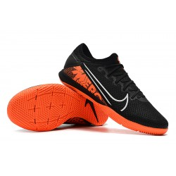 Nike Vapor 13 Pro TF Football Boots Black Orange